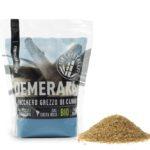 azúcar demerara ecológico y de comercio justo
