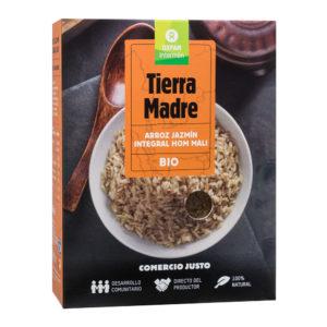 arroz integral comercio justo hom mali